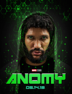 Marvel Presents Anomy