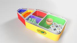 Crayola Lunchboxes