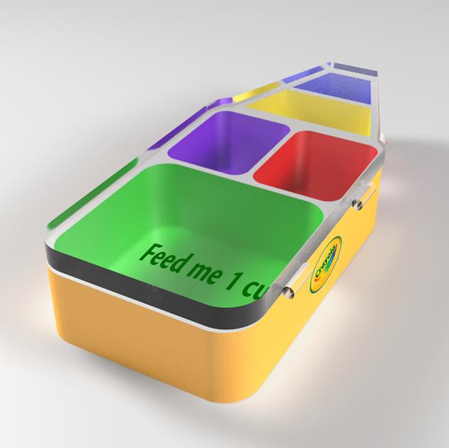 Crayola Lunchbox