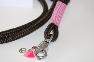 Schoko-Braun Pink