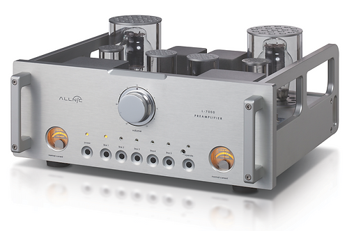 L-7000 with constant impedance attenuator