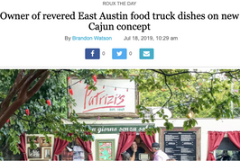 Owner of revered East Austin food truck dishes on new Cajun concept