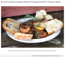 Vic & Al's Service Industry Kitchen Providing Food For Those in Need