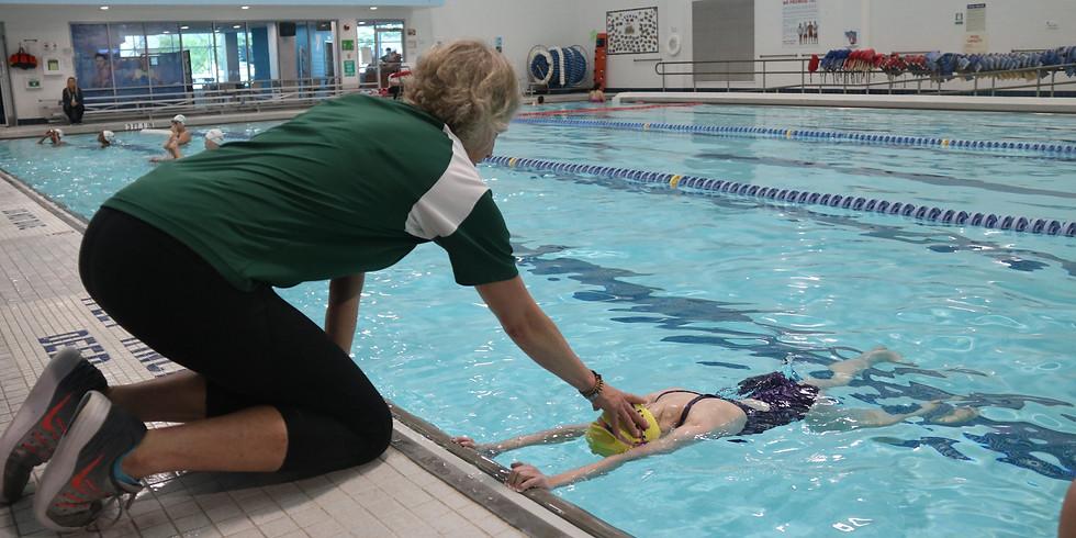ARETE Super-Skills Freestyle & Backstroke Clinic 9/12/21
