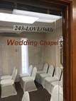 Wedding Chapel inside Glass
