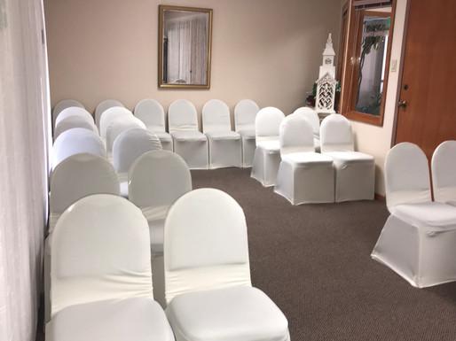Chapel Seating