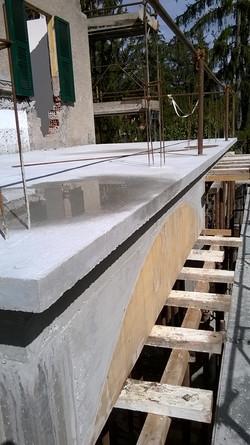 creazione terrazzi e porticati