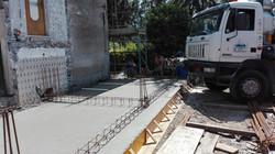 platee cemento armato