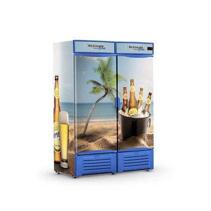 Cervejeira 1300 Litros 2 Portas Refrimate  Marca: Refrimate