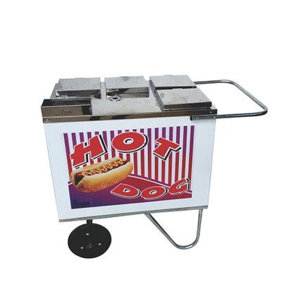 Carrinho de Hot Dog CH1 GI Alsa