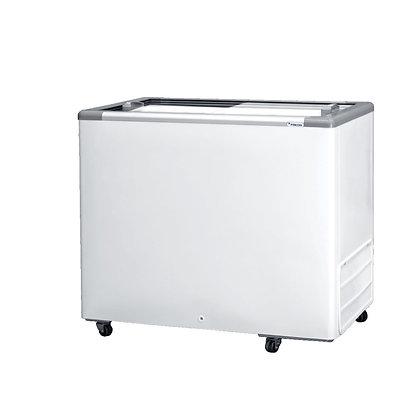 Freezer Horizontal 311L Tampa de Vidro HCEB311 Fricon