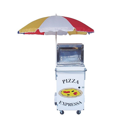 Carrinho de Pizza CPZ Alsa