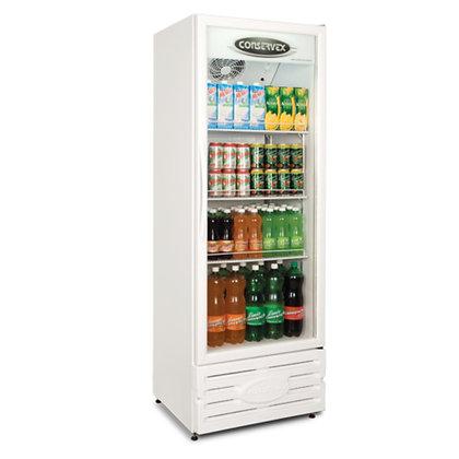 Expositor Refrigerado Vertical 400L ERV400 Conservex