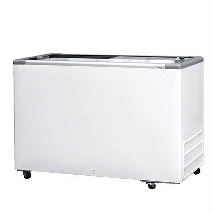 Freezer Horizontal 411 Litros Tampa de Vidro – HCEB 411