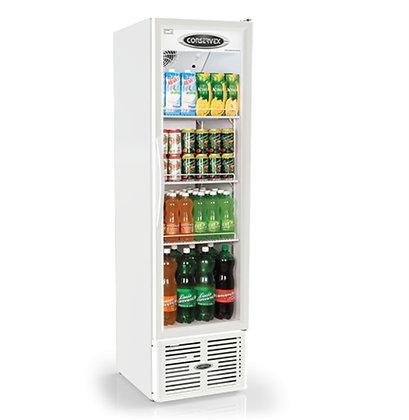 Expositor Refrigerado Vertical 250L ERV250 Conservex
