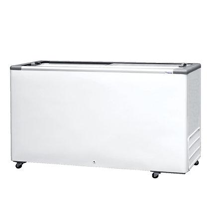 Freezer Horizontal 503L Tampa de Vidro HCEB503 Fricon