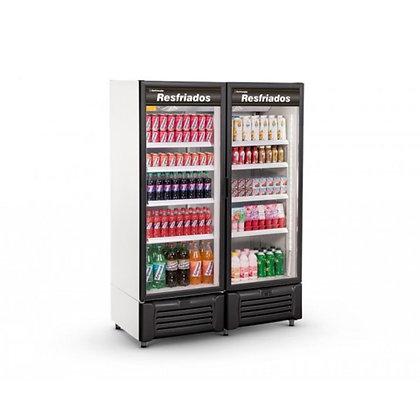 Expositor Refrigerado Visa Cooler 2 Portas Refrimate