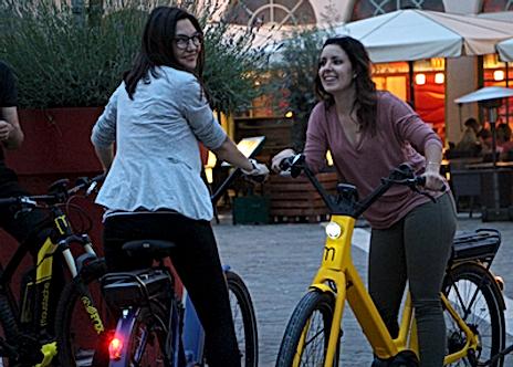 essai gratuit vélo électrique paris