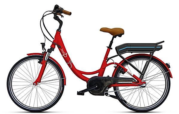 essayer un petit vélo électrique à paris