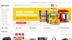 Top 10 trang web thương mại điện tử (eCommerce) nổi tiếng tại Malaysia