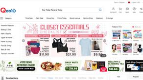 Top 8 trang web thương mại  điện tử(eCommerce) nổi tiếng tại Singapore