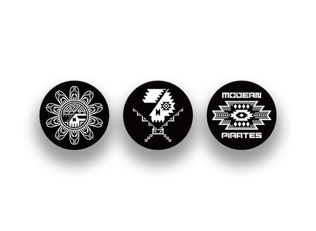 【 25mm Button Badges 】Released!!