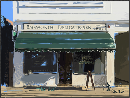 Emsworth Deli Blog