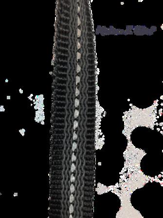 Lijn met ingevlochten rubber - 3m / 5m