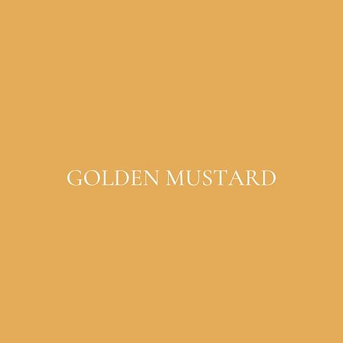 GOLDEN MUSTARD FLOWER BOX