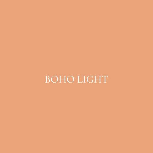 BOHO LIGHT FLOWER BOX