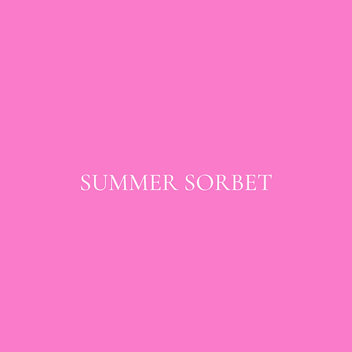 SUMMER SORBET FLOWER BOX