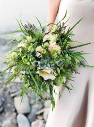 Coastal Bridesmaid Bouquet