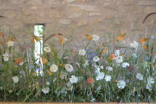 Wedding Meadow Installation