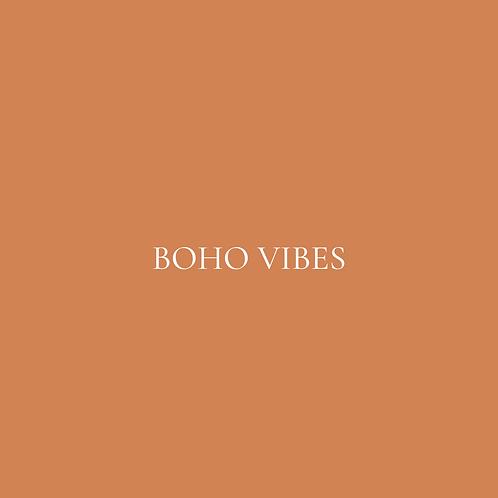 BOHO VIBES FLOWER BOX