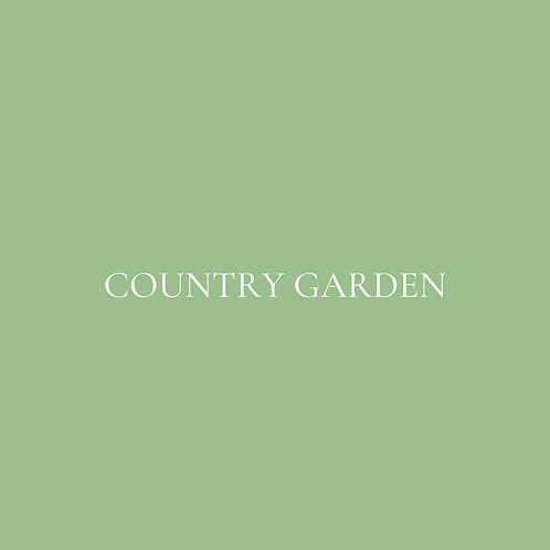 COUNTRY GARDEN FLOWER BOX