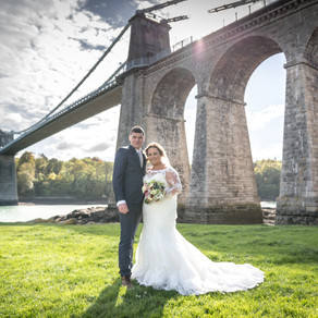 A North Wales wedding!