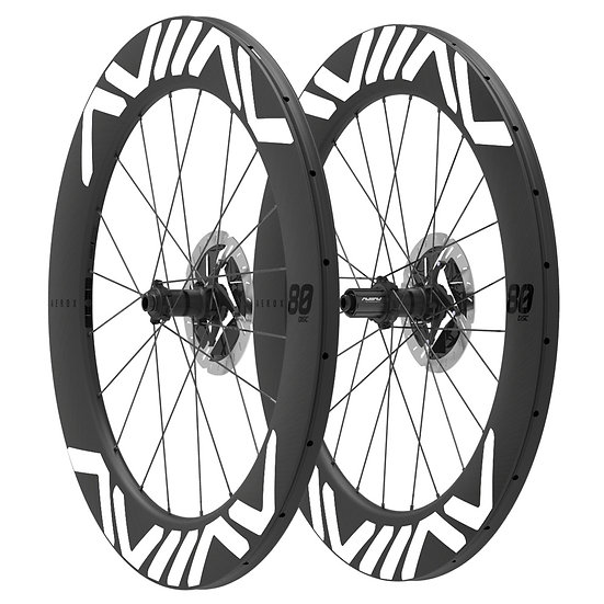 THE NEW AEROX 80 TUBULAR DISC