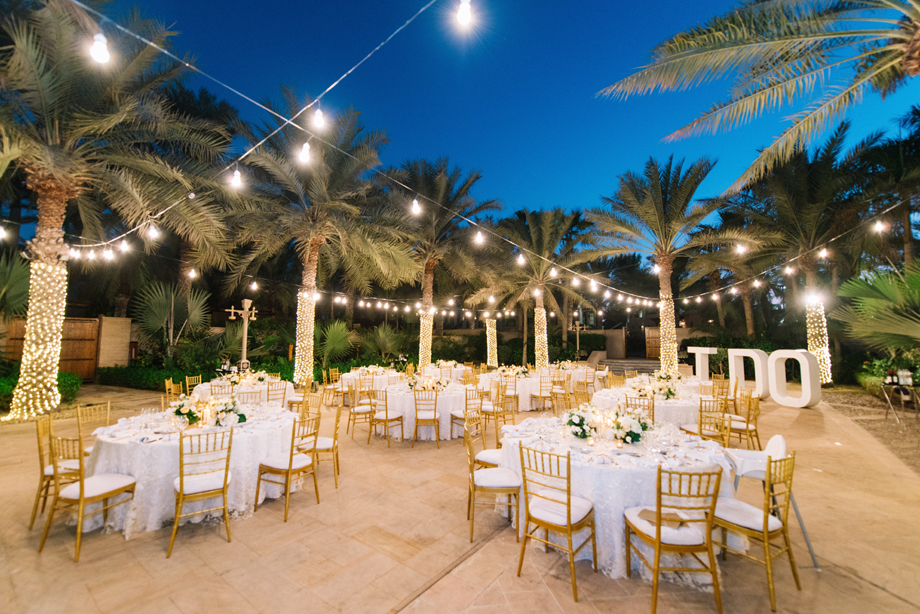 Magnolia Al Qasr Wedding