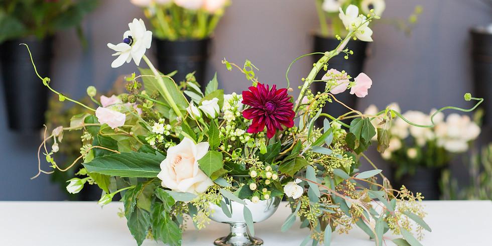 Valentine's Ladies Petite Brunch & Flower Fun