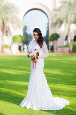 Four Seasons Resort Dubai Wedding