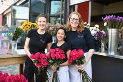 Build Your Own Bouquet Flower Bar