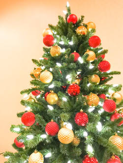 Fairmont Dallas Christmas Decor