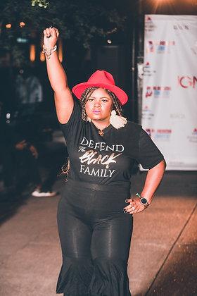 Women's Defend The Black Family