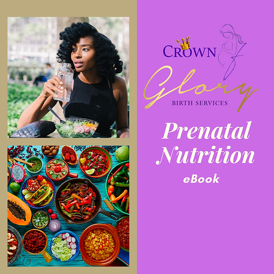 Crown of Glory Nutrition eBook