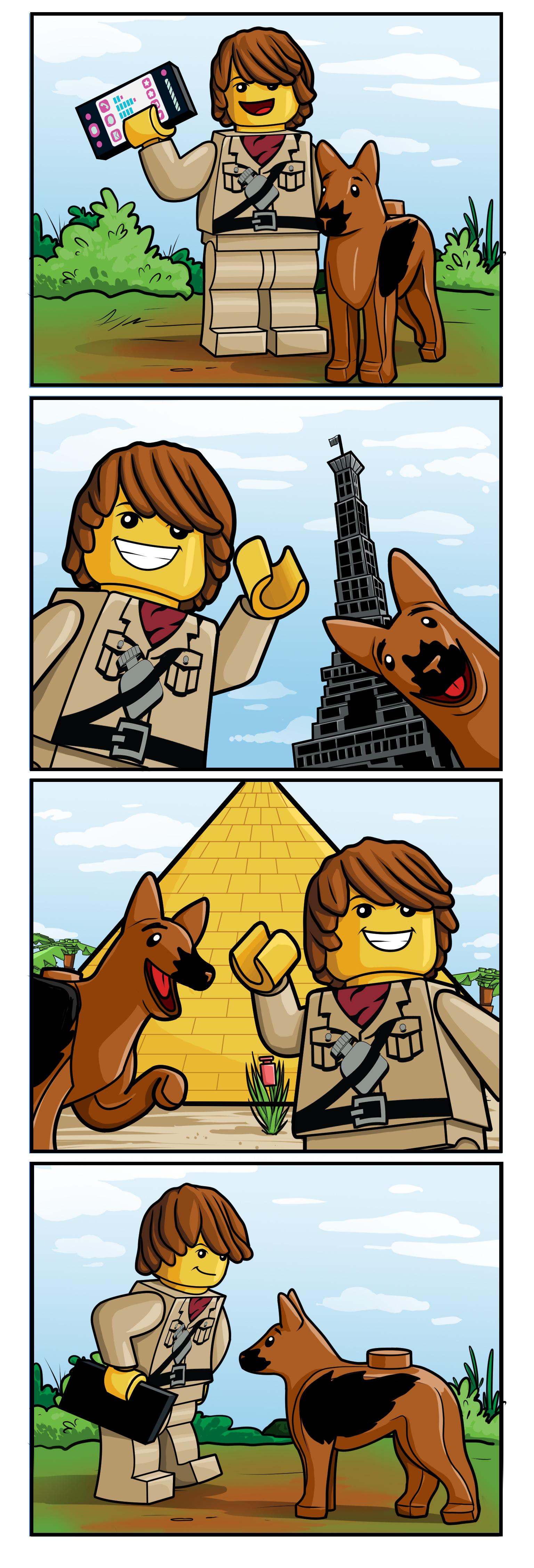 Max Comic