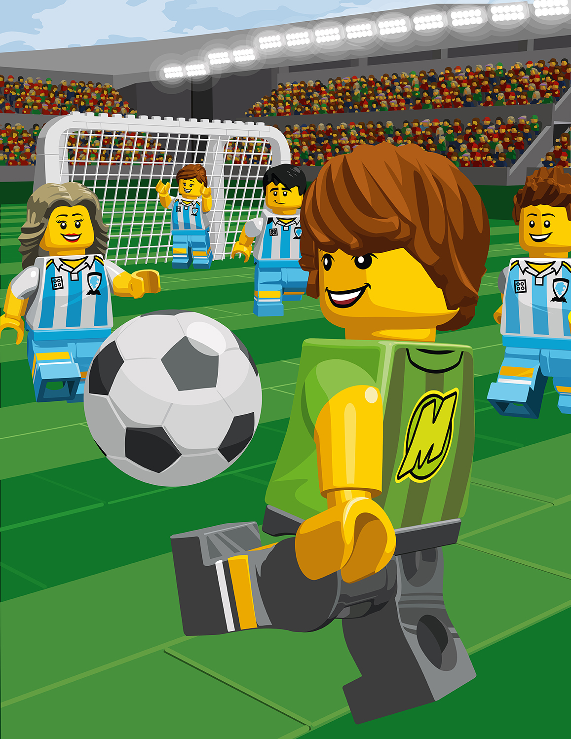 Max Soccer Poster (Germany)