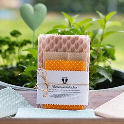 Bienenwachstücher Handmade