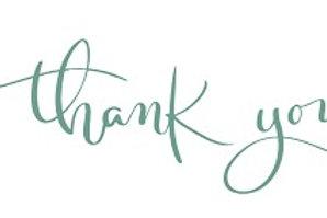 Teacher/Staff Appreciation