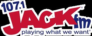 1071 JACK FM WYUP Logo
