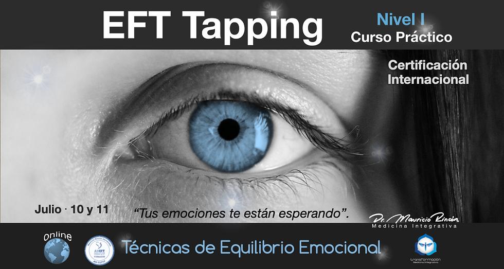 Copia de Cartel Curso EFT 1 Online junio